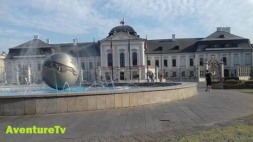 Palais présidentiel Slovaqui