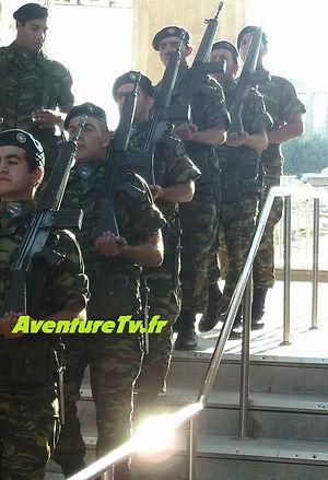 Acropole athenes sur AventureTv