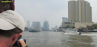 Chao phraya bangkok sur aventureTv