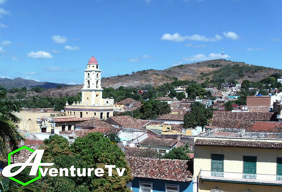 Trinidad de Cuba sur AventureTv