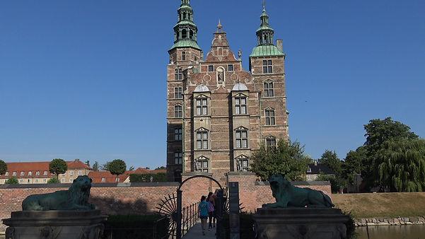 Château de Rosenborg Rosenborg Slot  AventurTv