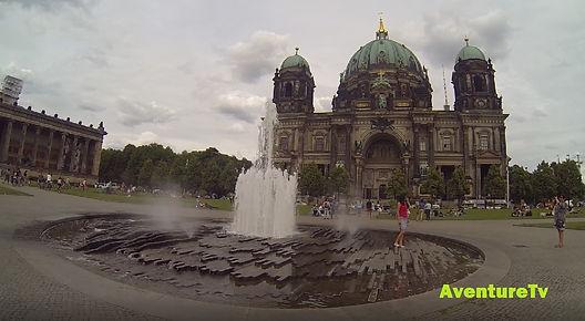 Berlin Cathedrale AventureTv