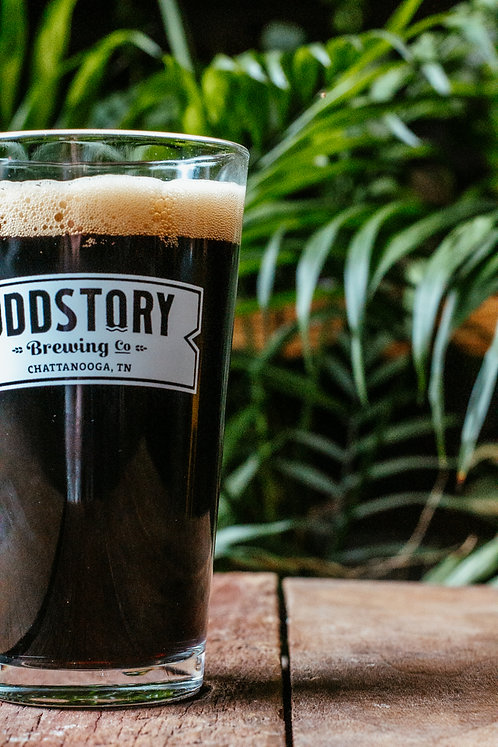 OddStory Pint Glass