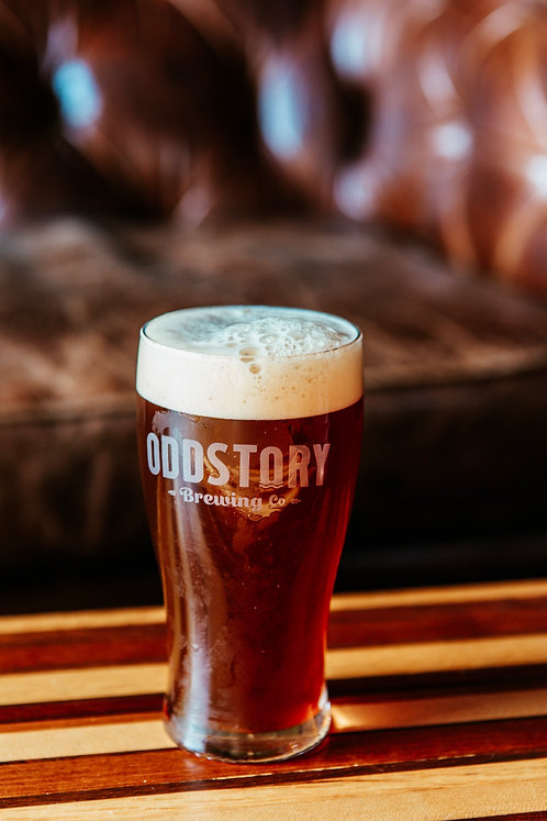 OddStory Mini Pub Glass