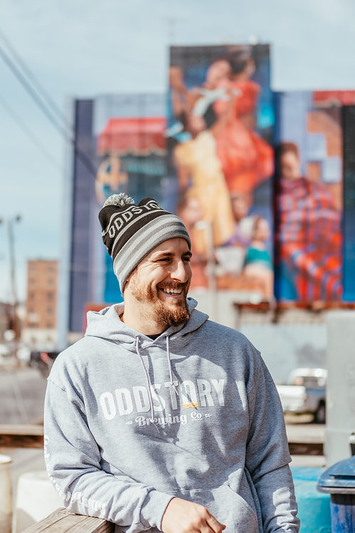 OddStory Bronx Style Knit Cap
