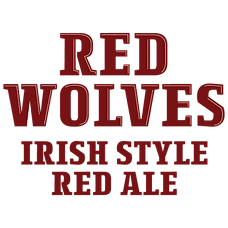 OddStory Brewing Company Red Wolves Irish Style Red Ale ABV and IBU and Description