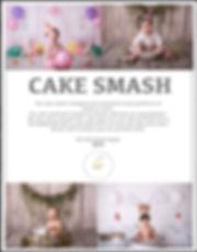 Cake Smash Photographer 1st Birthday Westchester NY