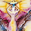 Thumbnail: Return of the Goddess -original watercolor by Gail M Austin
