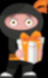 Ninja Warrior Birthday.png