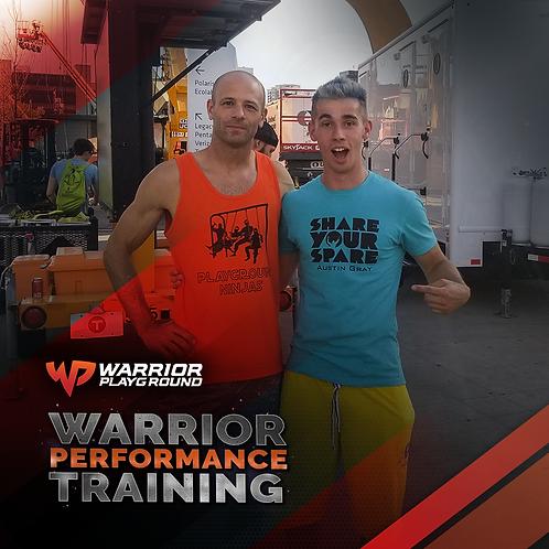 Warrior Performance Basics & Advanced Training Manual