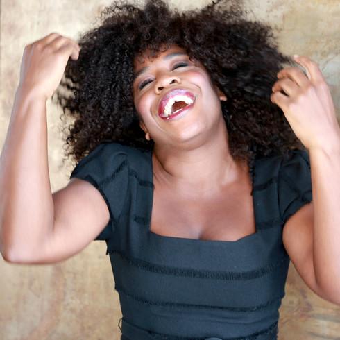 Emmy-nominated actress Uzo Aduba
