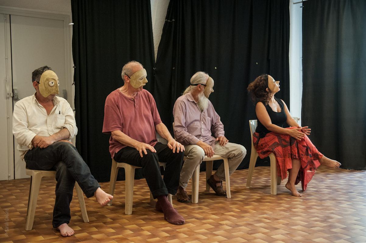 Atelier Théâtre-Masque