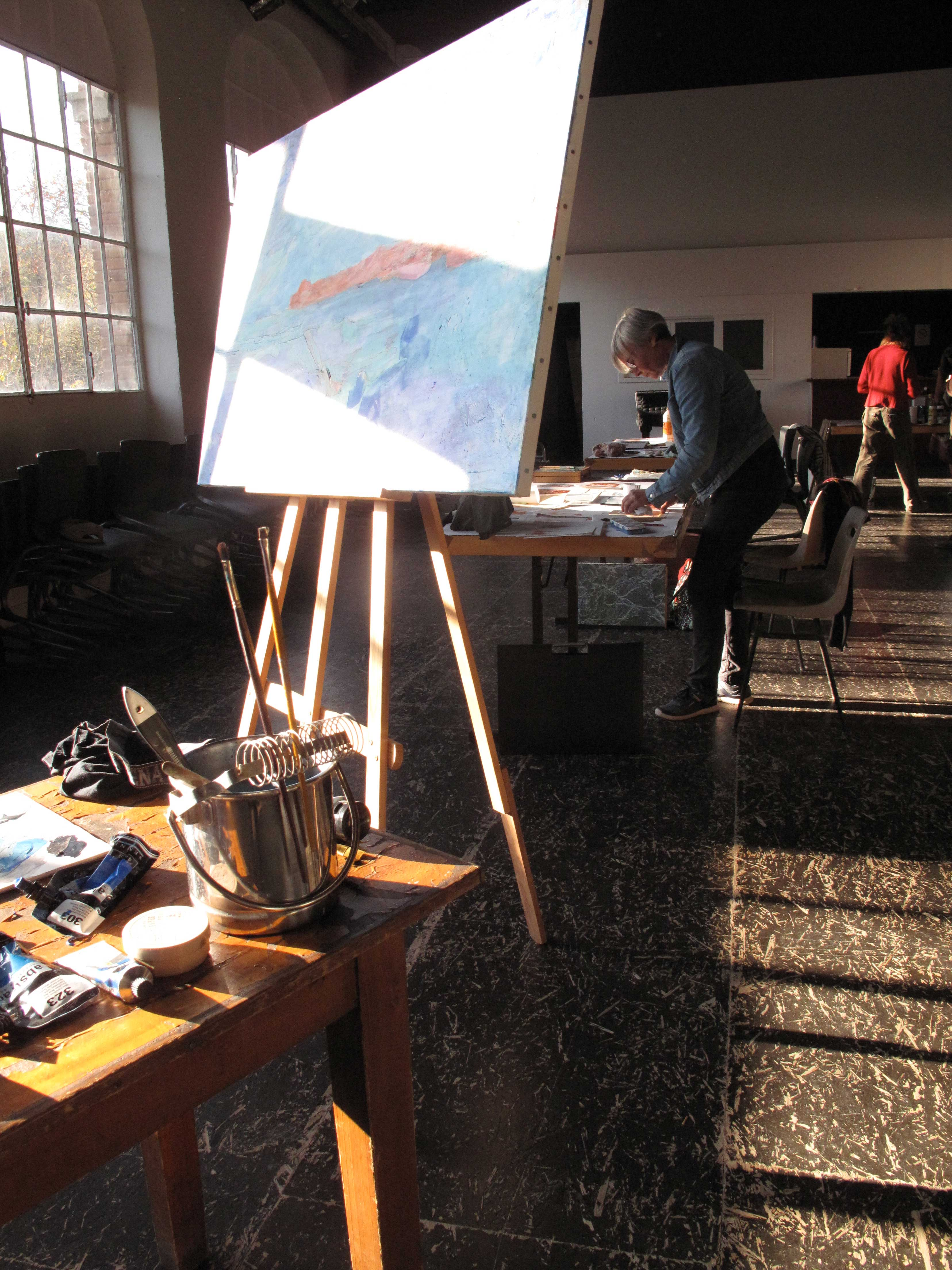Atelier déssin peinture