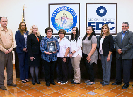 RGC Public Library Awarded Texas Achievement for Library Excellence