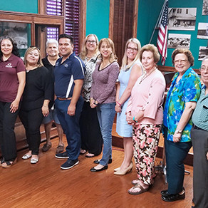 Texas Historic Commission Holds Workshops in Rio Grande City