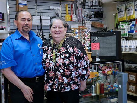 Small Business Highlight: Garcia's Sewing Machine & Vacuum Cleaner Shop