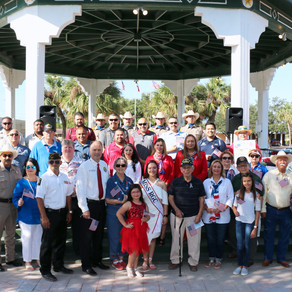 Main Street Holds Memorial Day Observance Ceremony