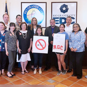 Rio Grande City Commission Passes Smoke-Free Ordinance