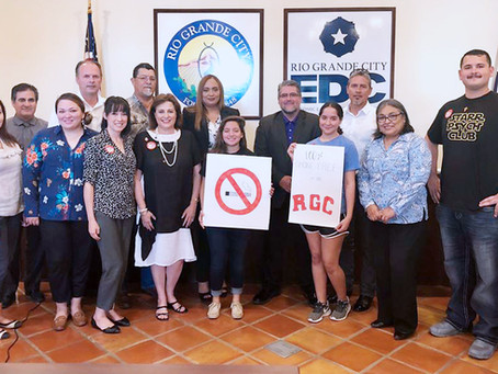 Rio Grande City Commission Passes Smoke-Free Ordinance