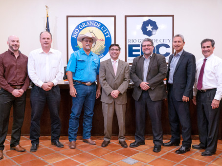 City of Rio Grande City's strong finances earn high rating