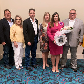 Dalinda Guillen named Woman of Distinction by the RGV Hispanic Chamber