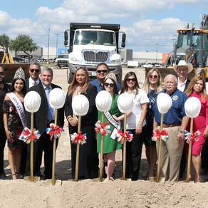 Rio Grande City celebrates groundbreaking for three businesses