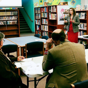SBDC Holds Legal Tips for Small Business Workshop