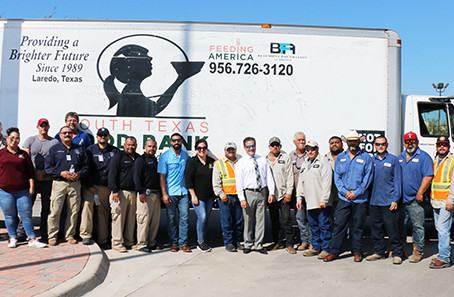 City of Rio Grande City and South Texas Food Bank partner in first mobile pantry