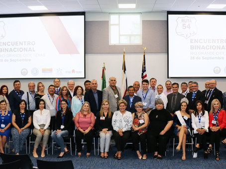 Rio Grande City Hosts Ruta 54 Initiative