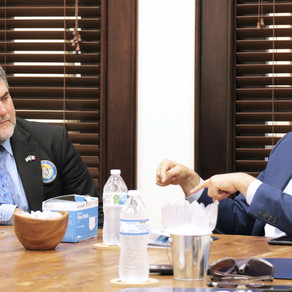 Mexican Senator and Rio Grande CIty Mayor Discuss Growth and Investment