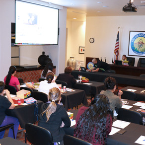 Rio Grande City EDC Holds Lunch and Learn Workshop