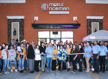 Merle Norman Cosmetics Holds Grand Opening