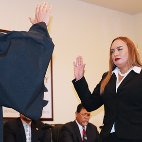 Rio Grande City Elected Officials Take Oath of Office