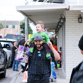Downtown RGC Welcomes Over 1,300 Trick-or-Treaters