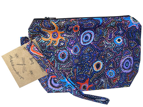 Cosmetic Bag - Medium -Dreamtime