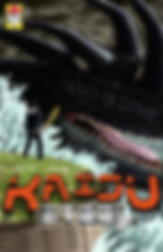 Kaiju Steel #1