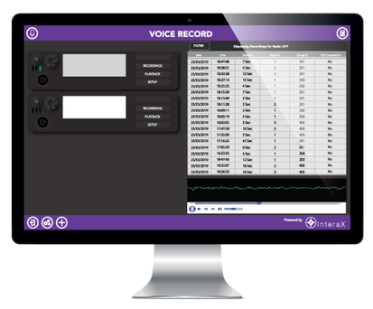 Voice Record Screenshot