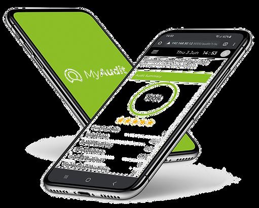 MyAudit phone task management.png