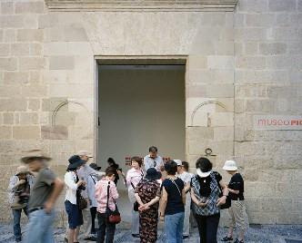 VVR congres 2015 Malaga Museo Picasso