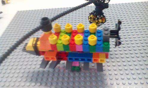 Lego Serious Play teamwork