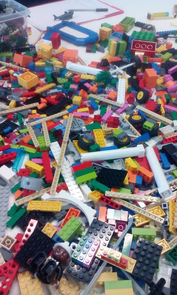 LEGO® SERIOUS PLAY® chaos als bron