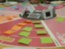 MOPLBOom gebruikt de creatieve GPS brainstorming techniek