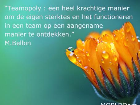 #Teamopoly #Talentenspel #zuurstofdagen.