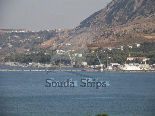 Ευρωπαϊκή χρηματοδότηση για έργα στο λιμάνι Σούδας διεκδικεί το Λιμενικό Ταμείο νομού Χανίων