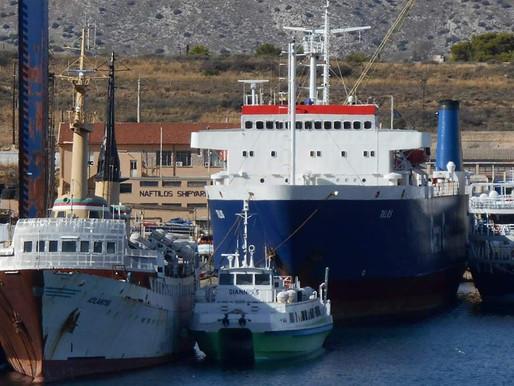 Για Σκραπ οδηγείται το ΑΤΛΑΝΤΙΣ της Cretan Daily Cruises
