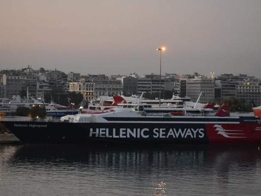 Στην γραμμή Ρόδο-Κρήτη το Hellenic high-speed