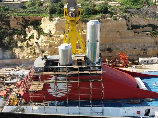 Συνεχίζουν την οικολογική παρέμβαση στα πλοία οι Μινωικές Γραμμές