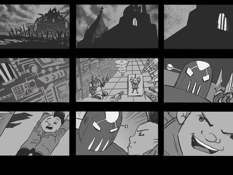 Ruff N Tumble- Original Short Story