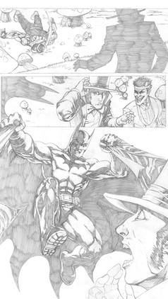 Batman Sample Page 5
