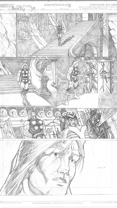 Thor Sample Page 2